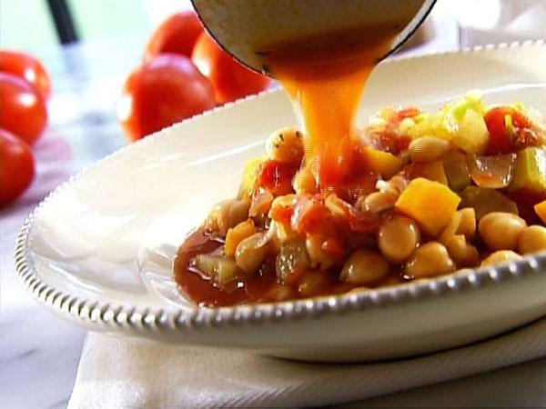 Soupe aux Pois Chiches (Zuppa di ceci)