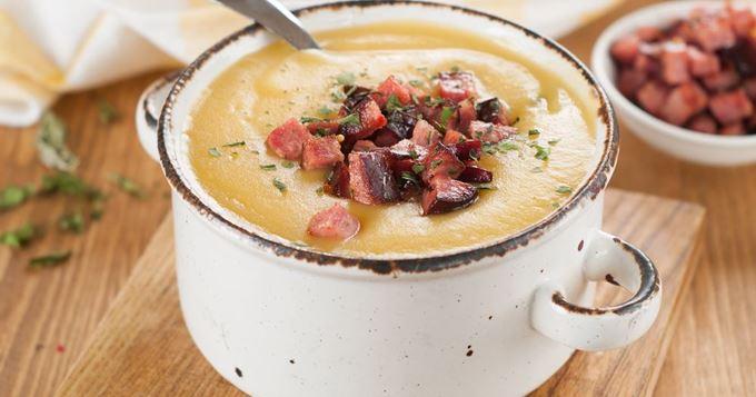 Photo Recette Soupe de Légumes aux Saucisses Knacki®