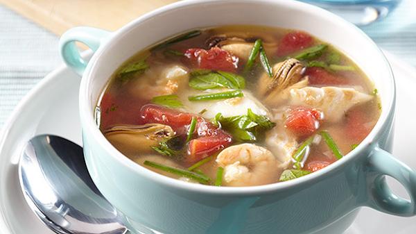 Photo Recette Soupe de Poisson à L'italienne