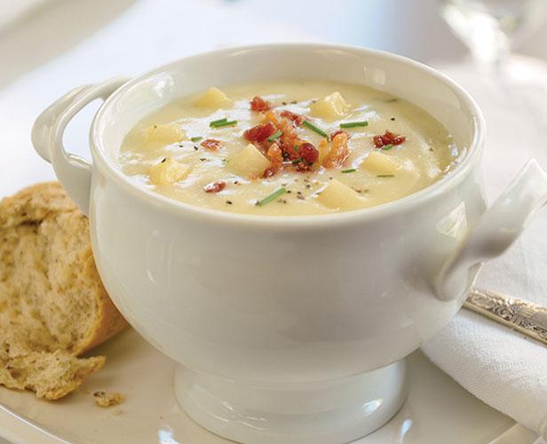 Photo Recette Soupe de Pommes de Terre