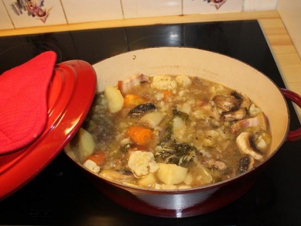 Soupe D'hiver Facile