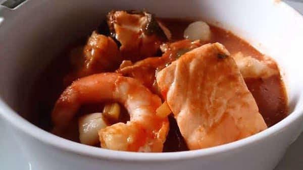 Photo Recette Soupe du Pêcheur