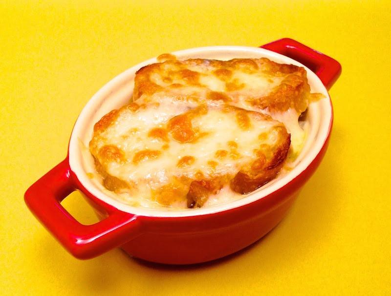 Photo Recette Soupe Française à L'oignon (Sans Gluten )