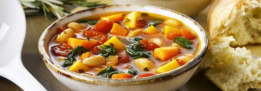 Soupe Nourrissante aux Légumes-Racines
