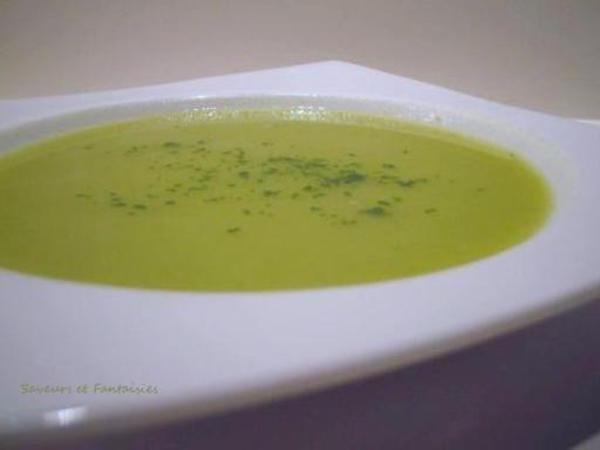 Soupe Poireaux – Pommes de Terre