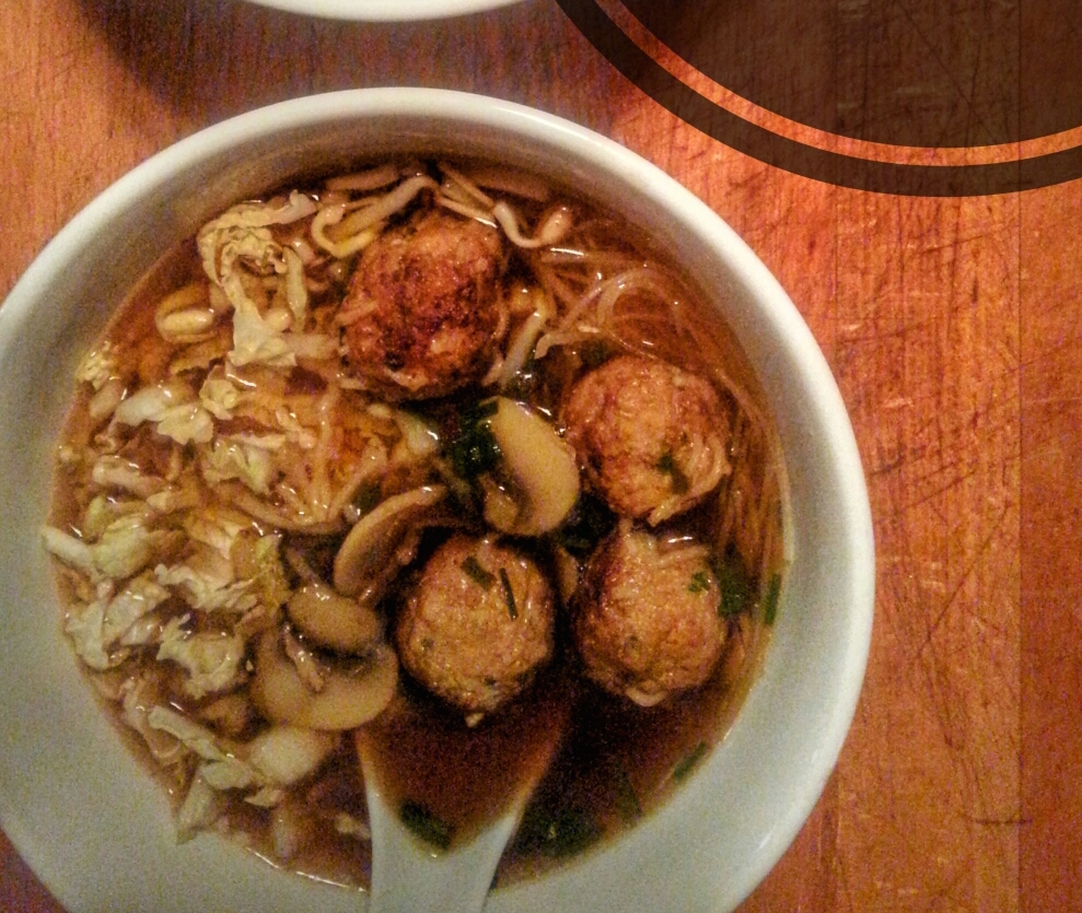 Soupe-repas aux 5 Épices Chinoises