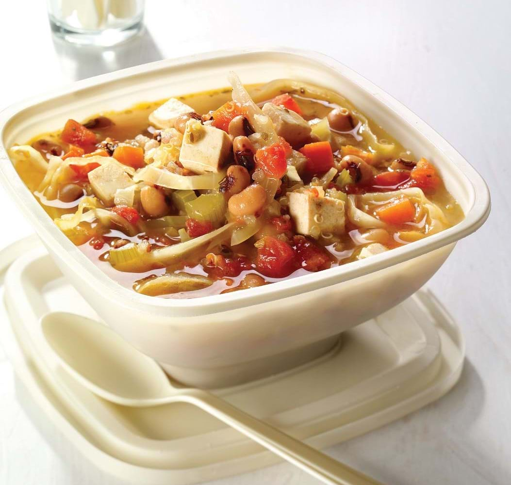 Soupe-Repas aux Légumineuses