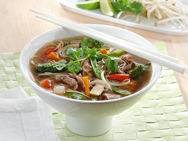 Soupe Repas Orientale
