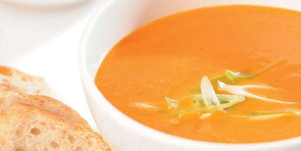 Soupe aux Tomates et au Fenouil