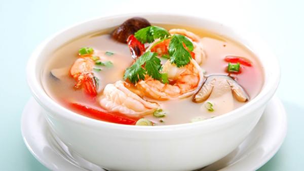 Soupe Tonkinoise aux Crevettes