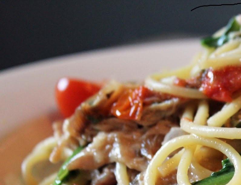 Spaghetti de Boeuf Haché Angus et Vin Rouge
