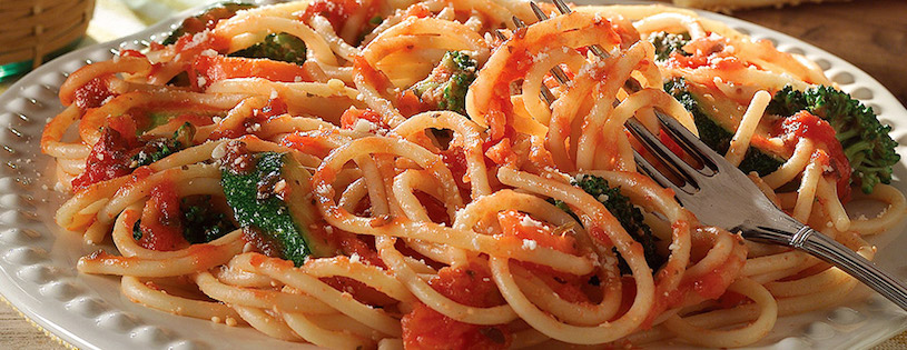 Spaghettis à la Primavera
