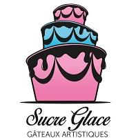 Logo Sucre Glace Gâteaux Artistiques