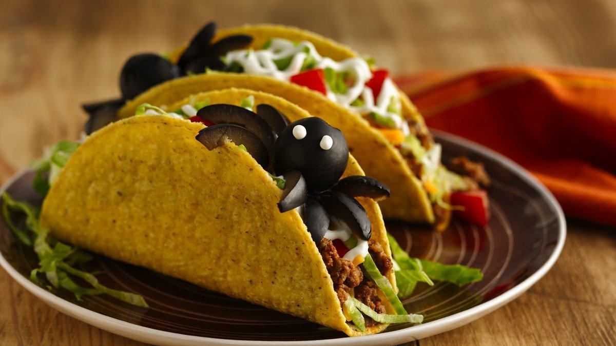 Tacos Tarentules
