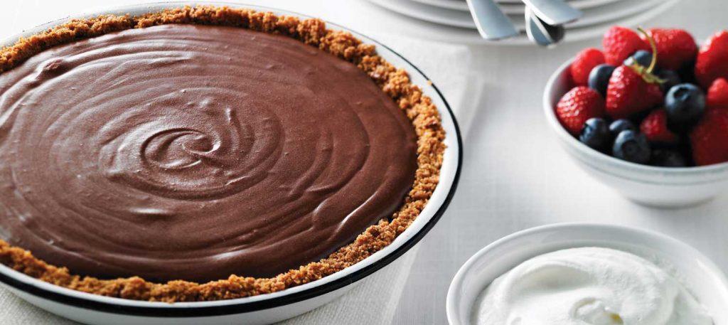 Tarte à la Mousse au Chocolat