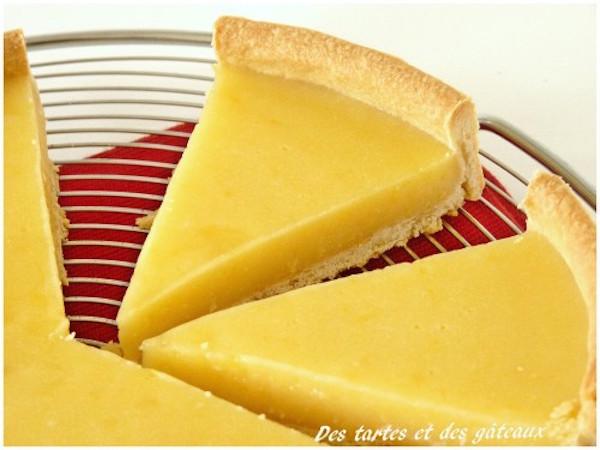 Photo Recette Tarte au Citron