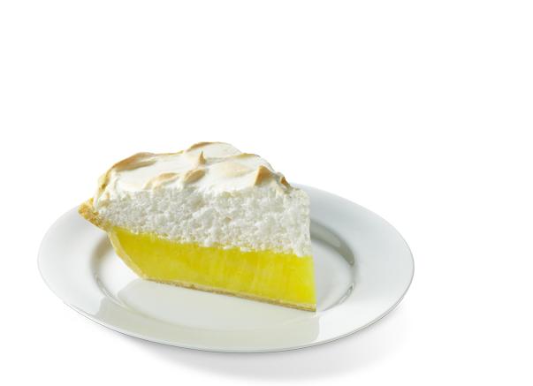 Tarte au Citron Meringuée avec L'édulcorant sans Calorie Truvía