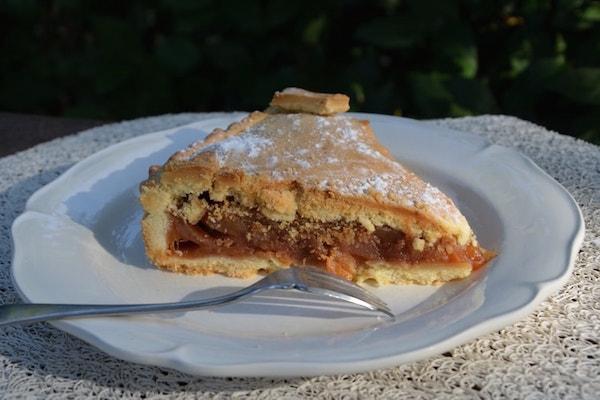 Tarte aux Pommes à L'américaine - Apple Pie