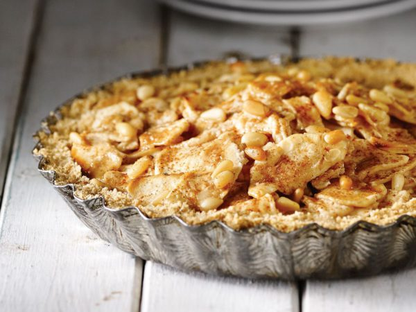 Photo Recette Tarte aux Pommes et à L'érable