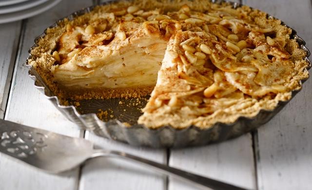 Photo Recette Tarte aux Pommes et à L'érables