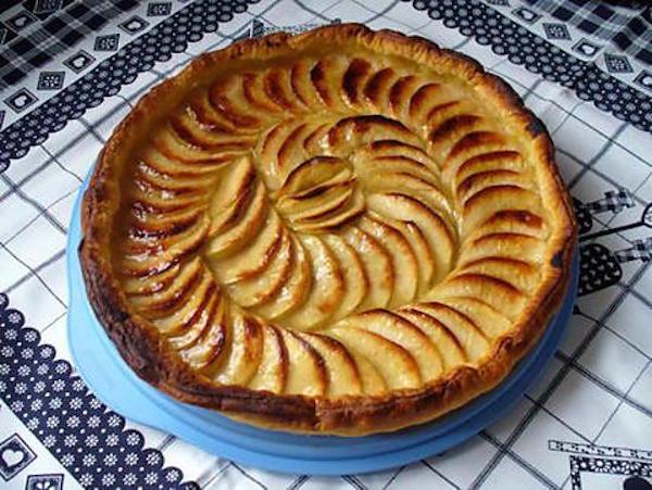 Photo Recette Tarte aux Pommes Pâte Feuilletée
