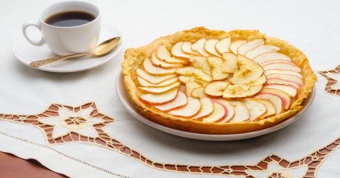 Photo Recette Tarte aux Pommes Simple