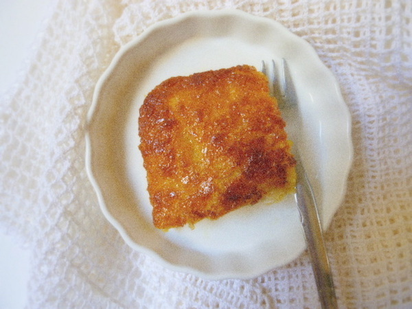 Tarte Orange (Portokalopita)