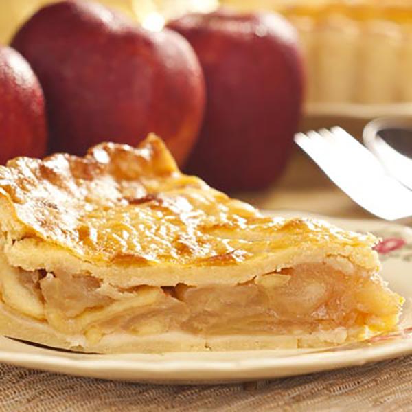 Photo Recette Tarte aux Pommes Classique