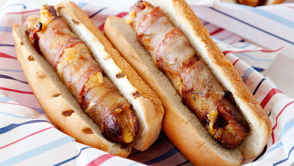 Photo Recette Texas Tommy Hot Dogs