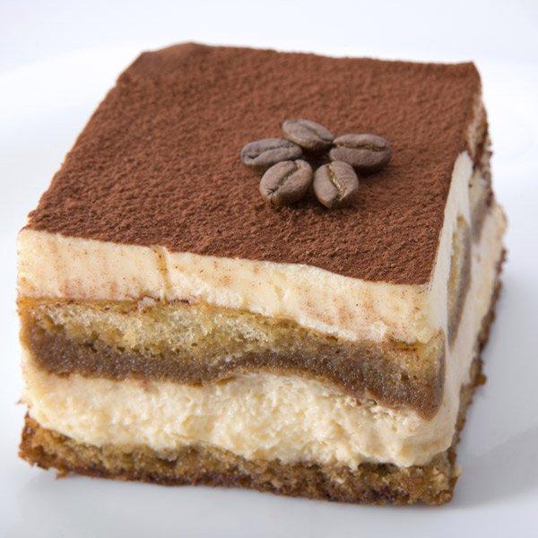 Photo Recette Tiramisu Façon Forêt Noire en Coque Chocolatée