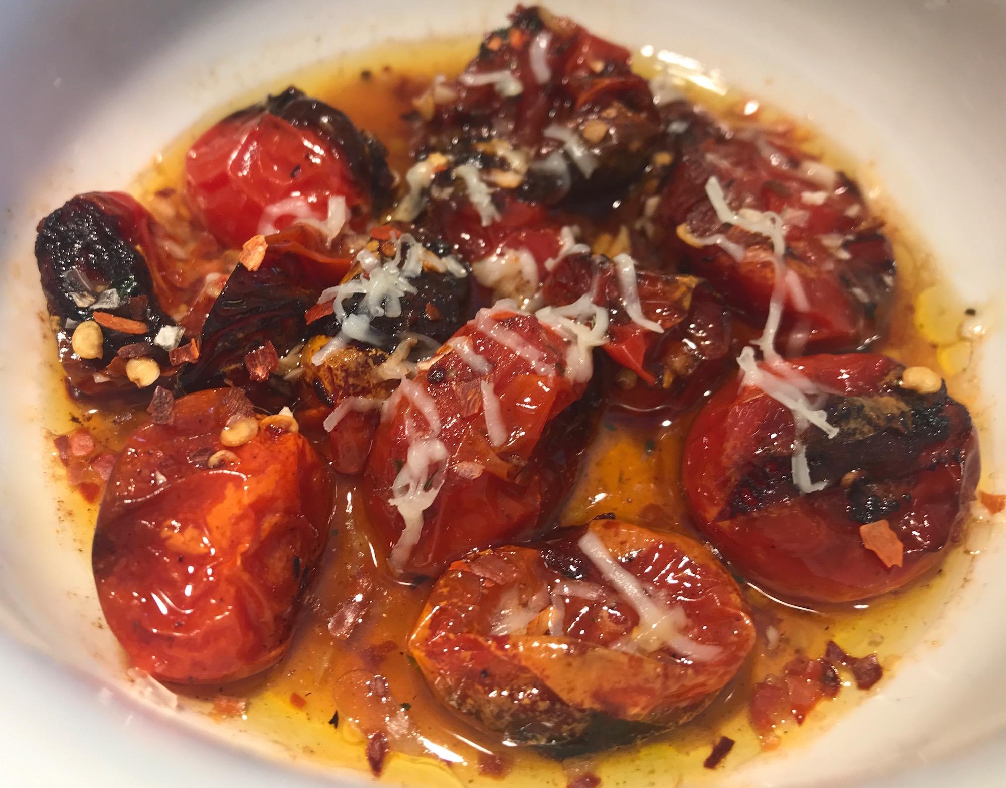 Photo Recette Tomates Cerises Cuit au Four