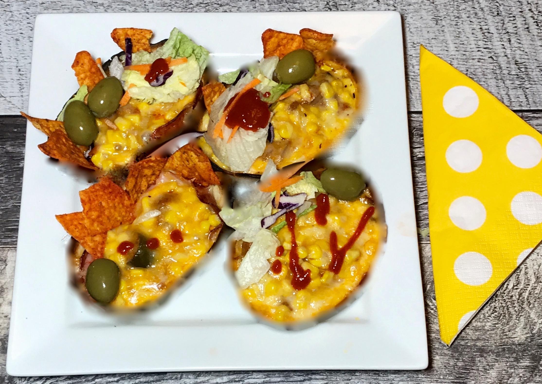 Tortillas Bol Garni à L'italienne