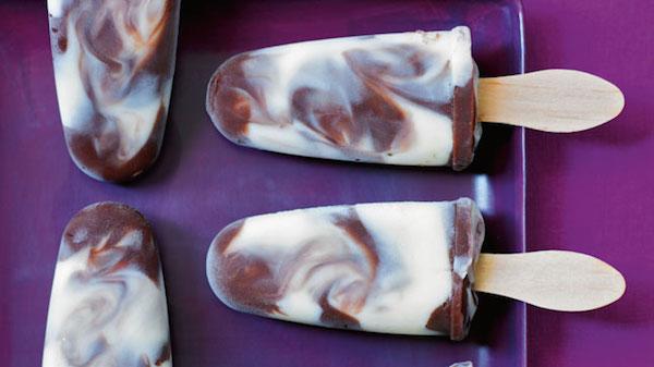 Tourbillons Glacés Pouding Choco Vanille