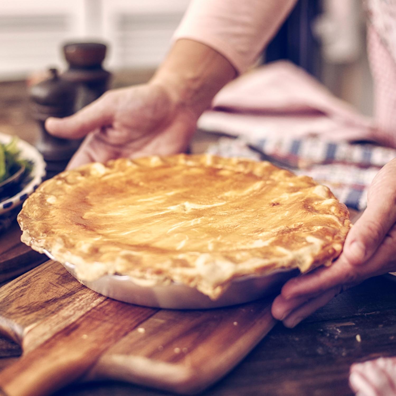 Photo Recette Tourtière Traditionnelle au Porc et au Veau