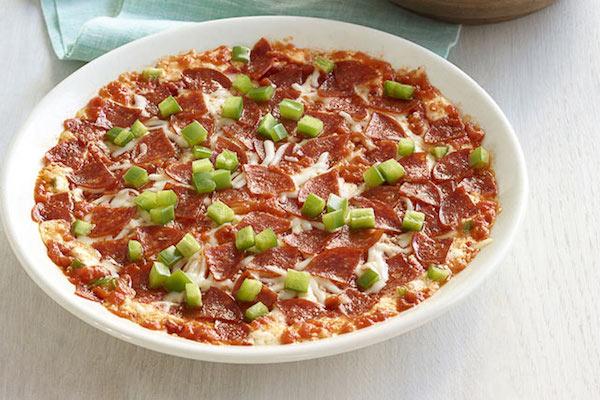 Photo Recette Trempette Façon Pizza