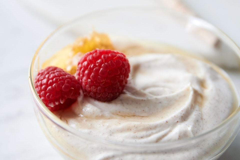 Photo Recette Trempette pour Fruits au Yogourt et au Miel