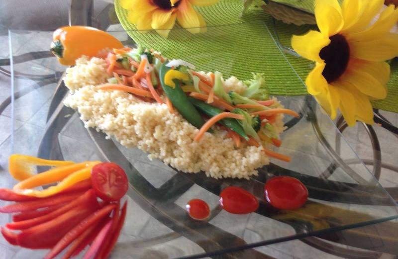 Photo Recette Un Bon Couscous Aux Légumes