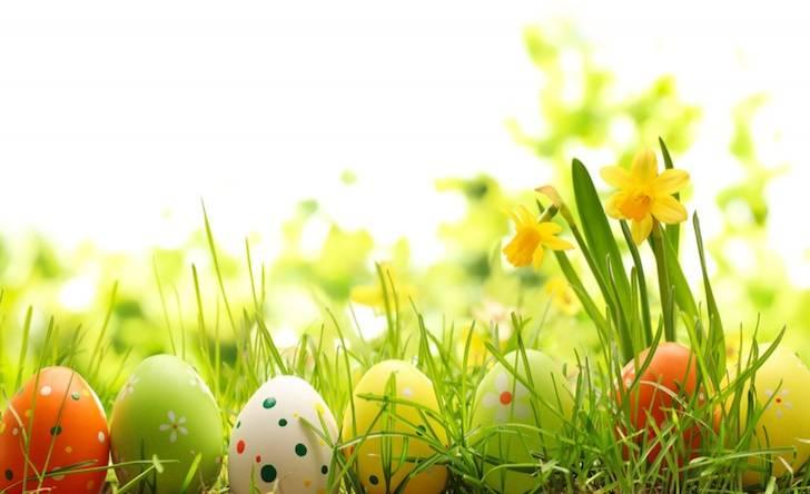 Une Chasse au Trésor de Pâques… Urbaine ou Bucolique!
