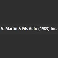 V. Martin & Fils Auto (1983) Inc. Témiscouata-sur-le-Lac 2352 Rue Commerciale Sud