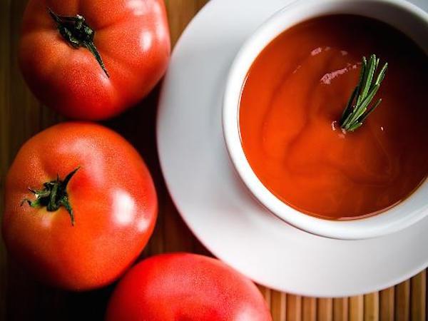 Photo Recette Velouté de Tomates