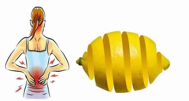 Voici Comment Utiliser le Zeste de Citron Contre la Douleur