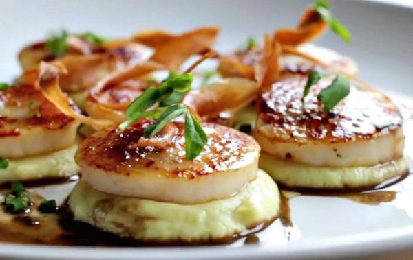 Recette voici un repas facile faire pour la saint - Repas pour la saint valentin ...