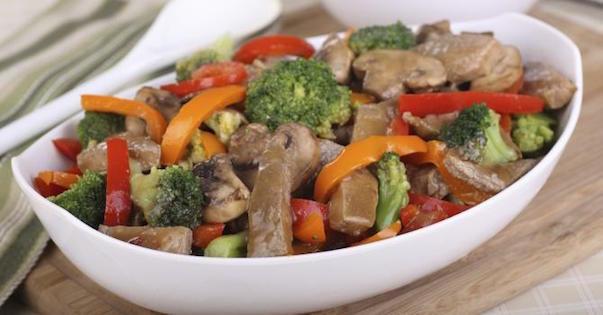 Photo Recette Wok de Boeuf aux Légumes Croquants