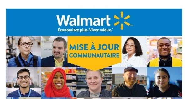 Circulaire Walmart du 9 au 15 Avril 2020