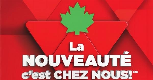 Circulaire Canadian Tire - La Nouveauté c'est chez Nous du 15 Mai au 11 Juin 2020