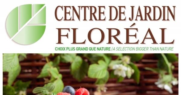 Circulaire Centre de Jardin Floréal du 8 au 14 juillet 2020