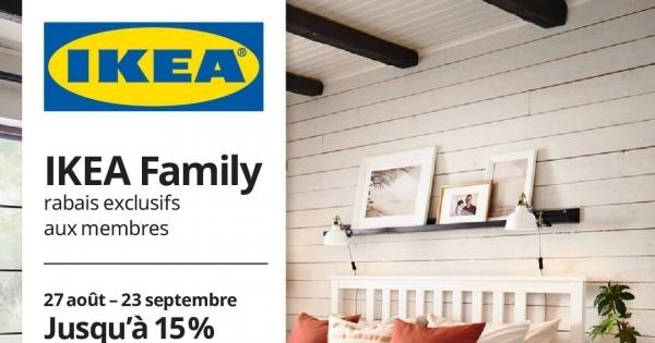 Circulaire Ikea du 17 au 23 Septembre 2020