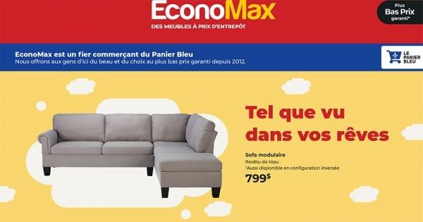 Circulaire Economax Speciaux Promotions Et Rabais De Cette Semaine