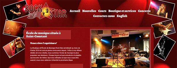 École de Musique Rock Star en ligne