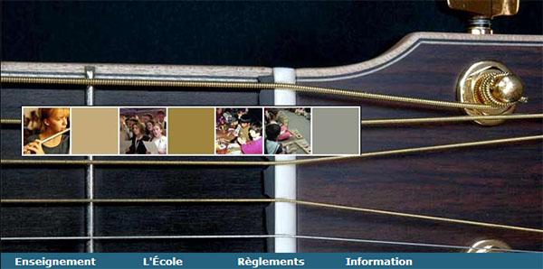 École de Musique de Verdun en ligne